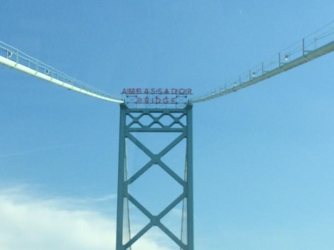 0007 2015-09-18 16.19.07 Ambassador Bridge to Canada