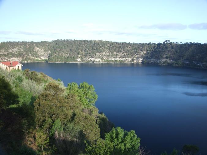 Blue Lake, Mt Gambier, SA